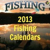 2013 Fishing Calendars