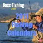 2011 Fishing Calendars