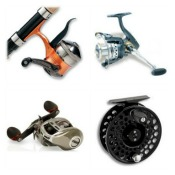 Freshwater bass fishing tips to sharpen your skills for Different types of fishing reels