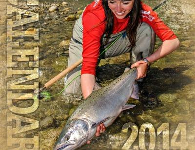 2014 Fishing Calendars