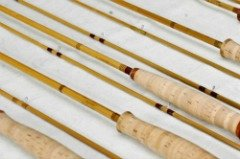 Bamboo Rods for Fishing