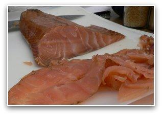 Smoking Fish, Smoked Salmon