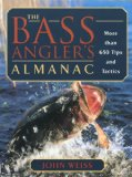 Bass Fishing Angler's Almanac Book