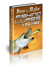 How To Make Fishing Lures E-Book