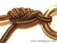 Inproved Clinch Knot