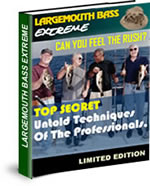 Largemouth Bass Fishing Extreme E-Book Cover Review