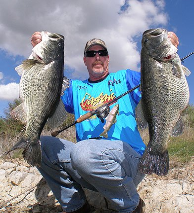 big huge largemouth bass castaic swimbait lure Mike Long