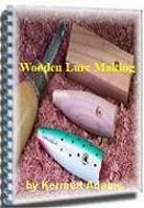 Wooden Fishing Lure Making E-Book