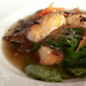 Court Bouillon Fish Broth and Stocks