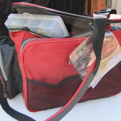 Click Here for more info about Fishing Tackle Bags