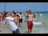 Stingray Fishing Gulf Shores Alabama, Third Place in Photo Story Contest