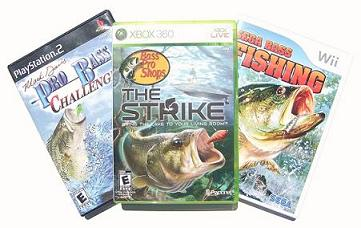 Bass Fishing Video Games