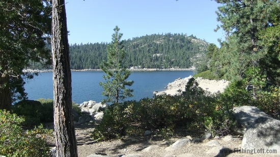 Bear River Reservoir - Sugar Pine Campgrounds