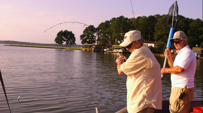 Crappie Fishing Rods - Selecting The Perfect Crappie Pole