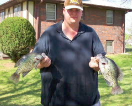 Summer Crappie Fishing Tactics, Freshwater Fishing Tips for Hot Weather Conditions