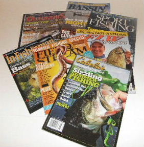 Freshwater Fishing Magazines and Saltwater Sport Fishing Magazine