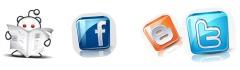 Fishing Social Media Sites