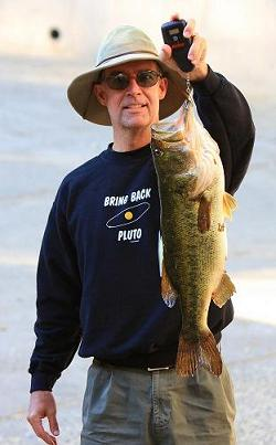 Largemouth Bass Fishing Picture