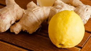 lemon and ginger to marinate fish