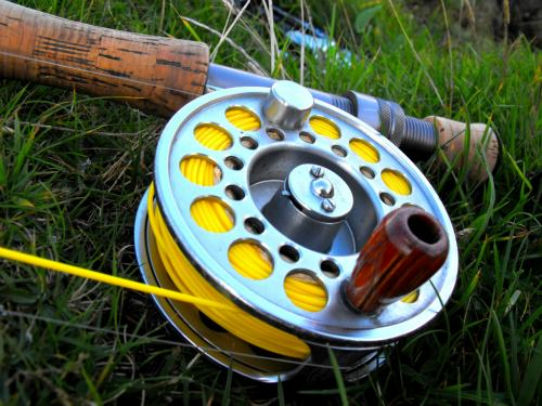 Dating pflueger reels