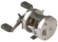 Round Baitcasting Baitrunner Freshwater Fishing Reel