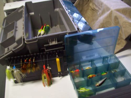 Rubermaid Tackle Box, Find New And Used Freshwater Fishing Boxes Here