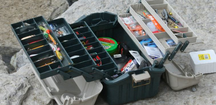 guide for selecting new fishing tackle boxes, Fishing Reels