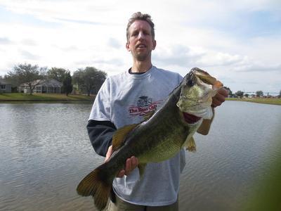 Florida Pond Largemouth