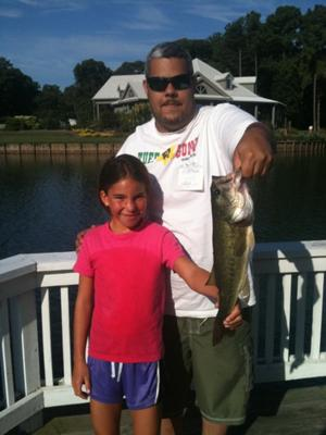 Largemouth Bass Fishing In Delaware