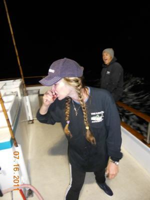Eating The Bluefin Tuna Heart