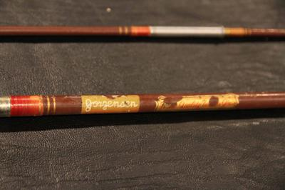 Jorgensen brand fishing rod.