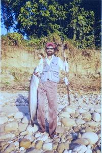 10.5 kg (23.1 Pounds) Catfish