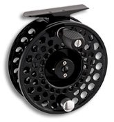 Orvis centrepin fly fishing reel.