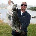 Dottie the Potentional World Record Largemouth Bass