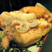 Broiling Fish