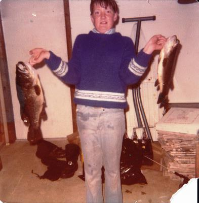 1977 Northern New Jersey Pond 23+ Inches