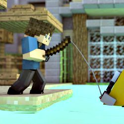 Minecraft Fishing Tips