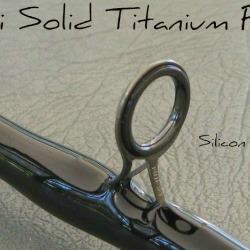 titanium fishing poles