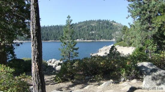 Bear River Reservoir - Sugar Pine Campgrounds