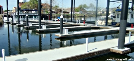 Boat Docks are Prime Fishing Spots for Catching Largemouth Bass