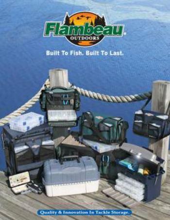 Flambeau fishing tackle boxes