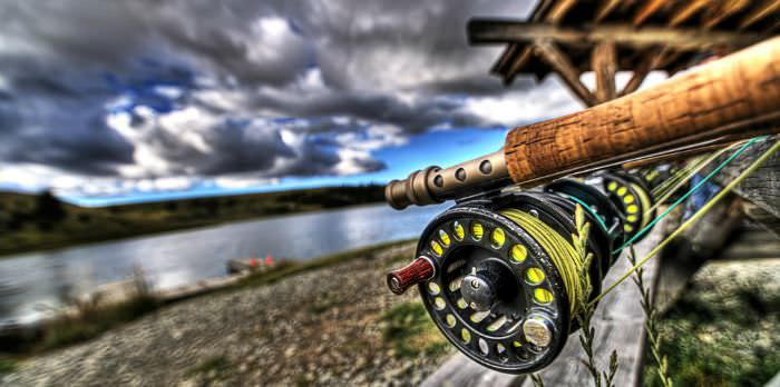 Fly Fishing Reels in HDR - photo credit by Sam Young