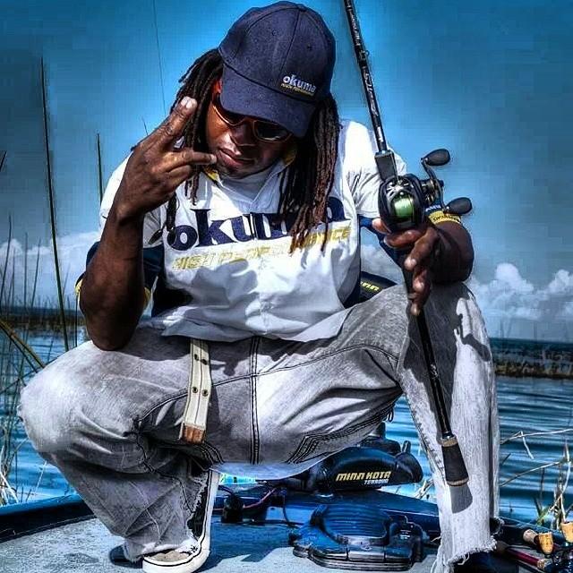 TCS Okuma Fishing Rod - phot credit to Anthony Hunt