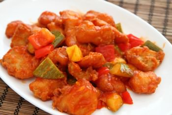 Sweet & Sour Carp Recipe