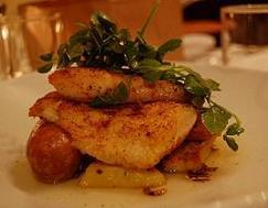 Lightly Seasoned Cajun Catfish