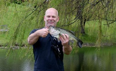 Illinois Pond Largemouth Bass