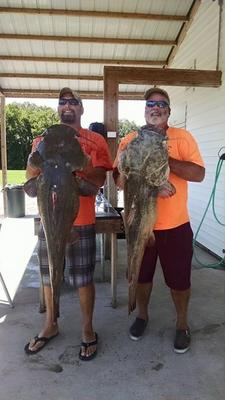 Rend Lake Catfish Guides